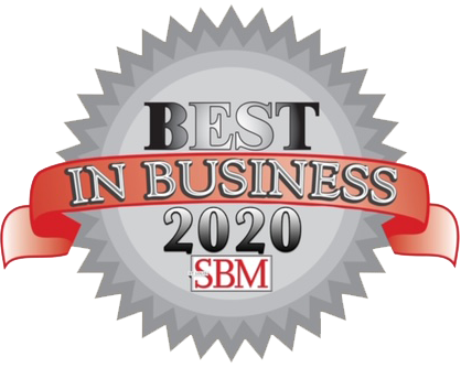 SMB Best in Business Logo