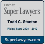 Super Lawyers - Todd Stanton